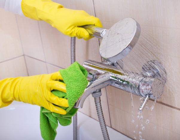 Как быстро и эффективно очистить известковый налет