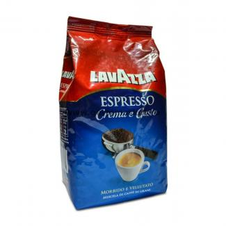 Кофе Lavazza Crema e Gusto Espresso 1000 г