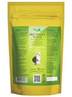 Экстракт Чаги ЭкоЦвет - высокоэффективный антиоксидант 100 гр