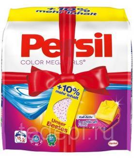 Стиральный порошок Persil Color Megaperls 1250 г Германия