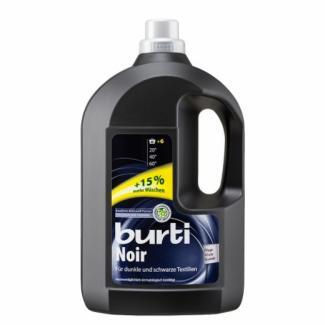 Жидкое средство для стирки черного и темного белья «BURTI Noir» 3л