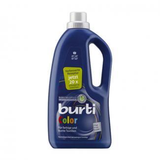 Жидкое средство для стирки цветного белья BURTI COLOR 1,3 л