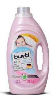 Купить средство для стирки детского белья BURTI BABY Liquid 1,45 л в Москве