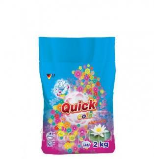 Стиральный порошок Quick Color 2 кг
