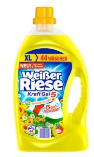 Гель для стирки WeiBerRiese Sommerfrische 3.212 л на 44 стирки Германия
