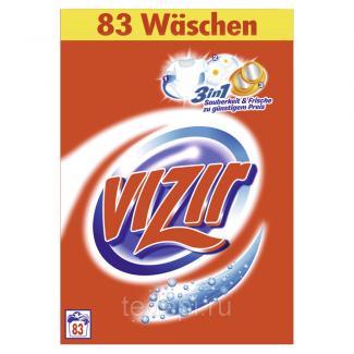 Стиральный порошок Vizir 5,395 кг (83 стирки) Германия.