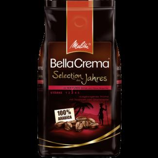 Кофе Melitta Bella Crema Selection des Jahres Mayuma Bohnen 1000 г