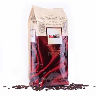 Купить кофе Molinari Rosso 1000 г в Москве