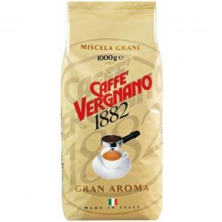 Кофе в зернах Vergnano Gran Aroma 1000 г в Москве