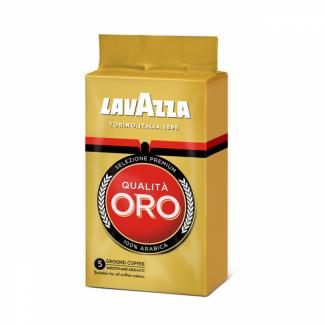 Купить кофе Lavazza Qualita Oro 250 г в Москве