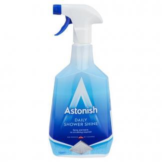Купить спрей для очистки душевых кабин Astonish Daily Shower Cleaner 750 мл. в Москве