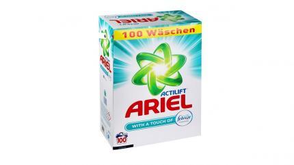 Купить Стиральный порошок Ariel Actilift Febreze стиральный порошок 100 стирок 6.5 кг в Москве