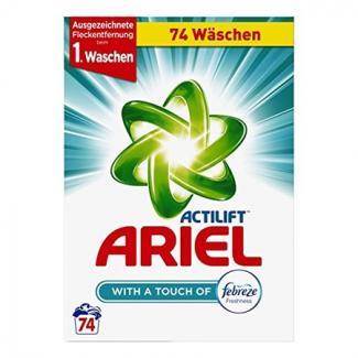 Купить стиральный порошок Ariel Actilift with touch of Febreze 4,810 кг в Москве