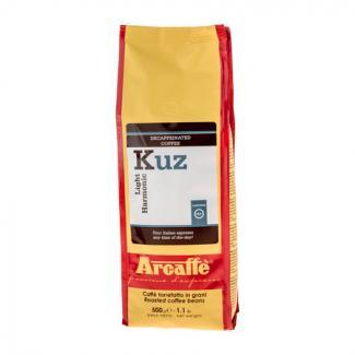 Купить кофе Arcaffe Kuz без кофеина 500 г