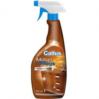 Средство  для мебели Gallus Mobelpflege 750 мл