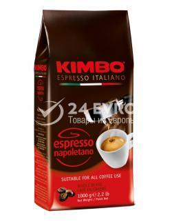 Купить кофе Kimbo Espresso Napoletano 1 кг в Москые