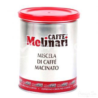 Купить кофе Caffe Molinari Macinato 250 г в Москве