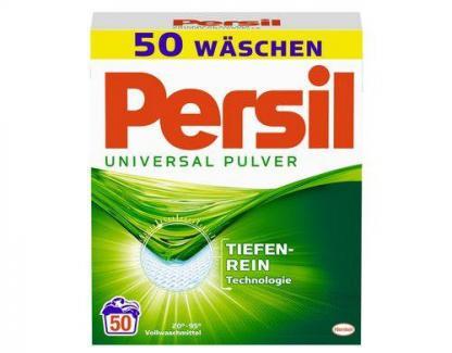 Купить стиральный порошок Persil universal pulver 3.25 кг 50 стирок Германия в Москве