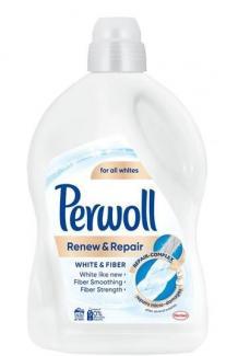 Купить Гель для стирки белых вещей Perwoll Renew Repair White 45 стирок 2,7 л в Москве