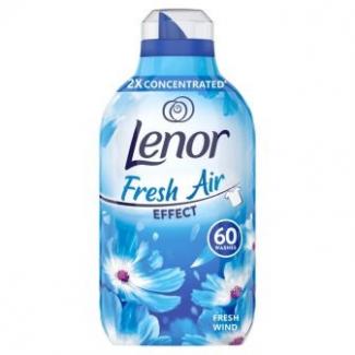 Купить Ополаскиватель для белья Lenor Air Effect Fresh Wind 840 мл 60 стирок в Москве
