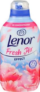 Купить Ополаскиватель для белья Lenor Fresh Air Effect Pink Blossom 840 мл 60 стирок в Москве