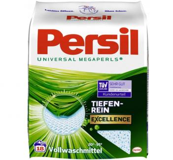 Купить Стиральный порошок Persil Megaperls Universal Tiefen-Rein 1,332 кг в Москве
