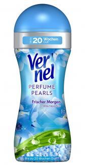 Купить Кондиционер парфюм для белья в гранулах VERNEL Perfume Pearls Frischer Morgen 230 гр в Москве