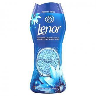Купить Кондиционер парфюм для белья в гранулах Lenor ENVOLEE DAIR FRAIS 210 гр в Москве