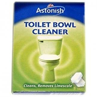 Купить cредство для чистки унитазов Astonish Toilet Bowl Cleaner в Москве