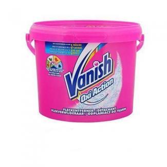 Купить пятновыводитель для белого и цветного белья Vanish Oxi Action в Москве