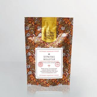 Куркума молотая с повышенным содержанием куркумина (Turmeric with High Curcumin Powder) 100 г