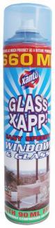 Средство для чистки окон и стекла Xanto Window and glass cleaner 660 мл. (Великобритания)