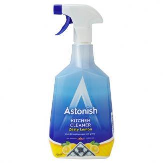 Спрей очиститель для кухни Astonish Kitchen Cleaner (Великобритания) 750 мл