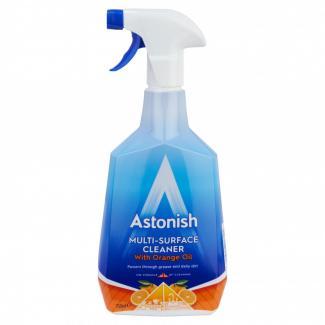 Универсальный очиститель Astonish Multi surface cleaner with orange oil 750 мл