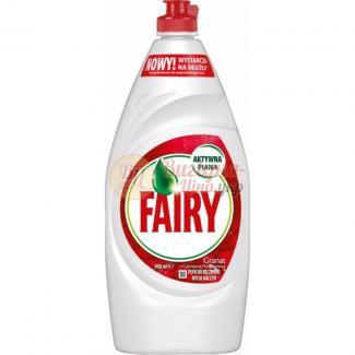 Средство для мытья посуды Fairy Granat 900 ml. Германия.