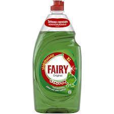Средство для мытья посуды Fairy Original 900 мл, Германия