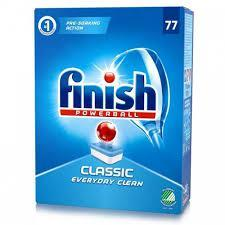 Таблетки FINISH Classic Powerball для п/машины 77 шт