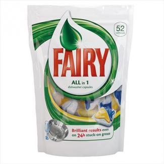 Fairy 52 шт капсулы для п/машин.