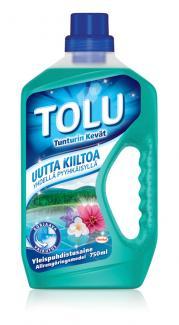 Универсальное моющее средство Tolu Tunturin Kevät  750 мл (Швеция)