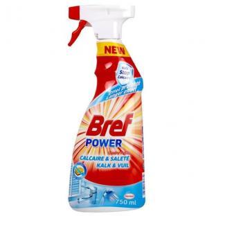 Спрей от камня для ванной комнаты Bref