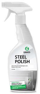 """Очиститель для нержавеющей стали """"Steel Polish"""" 600 мл"""