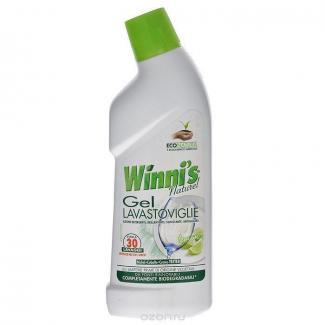 Winnis - концентрированный ополаскиватель для ПММ с содержанием органического уксуса, 250 мл