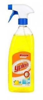 Yplon Спрей для мытья стекол (Lemon Fresh) 1000 мл