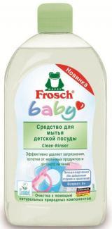 ВЕРНЕР МЕРЦ Фрош - Средство для мытья детской посуды, 500 мл