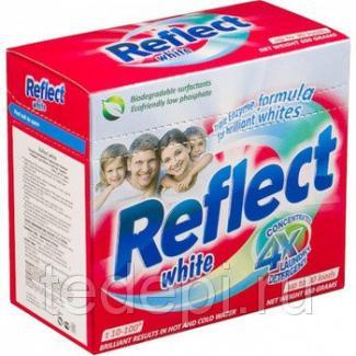 Reflect Вайт - Универсальный стиральный порошок для белого белья концентрат, 650 г 30 стирок
