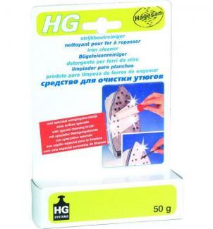 HG Средство для очистки утюгов, 50 г