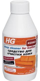 HG Средство для очистки кожи, 250 мл