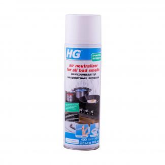 HG Нейтрализатор неприятных запахов, 400 мл