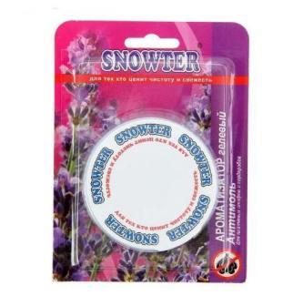 Snowter Гелевый ароматизатор воздуха Лаванда-Антимоль, 50 г