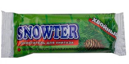 Snowter Запаска для очистителя  унитаза Хвойный, 40 г